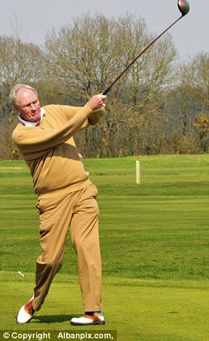 Bill Beckett, club secretary of Aldeburgh Golf Club in Suffolk, has been the focus of attention at an employment tribunal this week