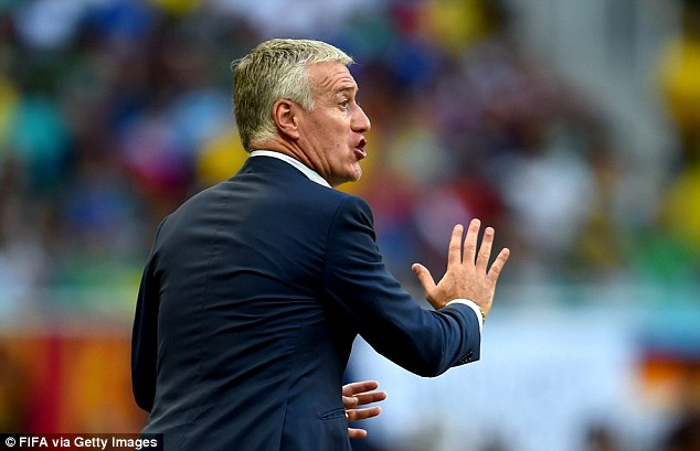 Presence: Didier Deschamps' side have arguably been the most impressive in the tournament so far