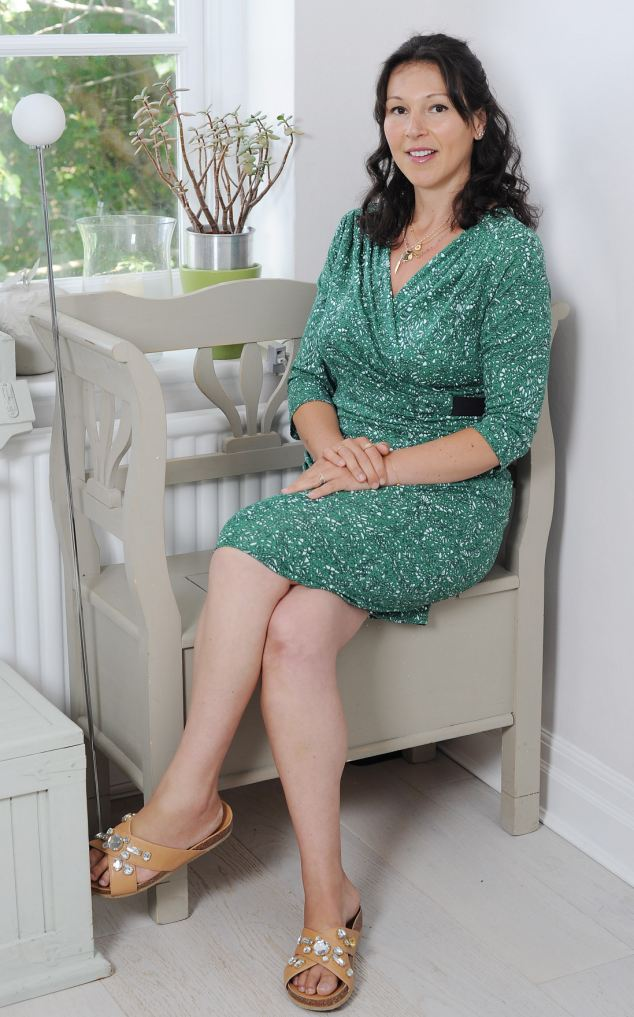 Pitfalls of surgery: Cinderella surgery left Danielle Sandler unable to bend her toes, and resigned to spending the rest of her life wearing flats