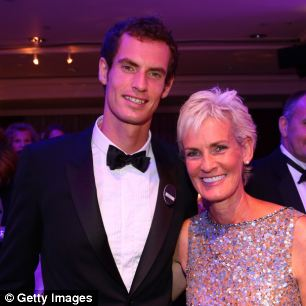 Strong: Andy and Judy Murray