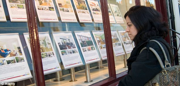 Supply and demand: Borrowers show no sign of curbing their demand for home loans - but lenders say fewer will be granted.