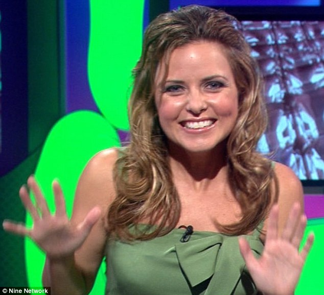 Television personality: Toni hosted Australia's Funnest Home Videos from 2003 to 2008 after returning to Australia from the US where she spent time writing music