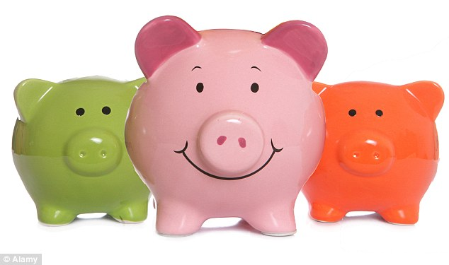 Triple limit: Next week, savers will be able to put almost three times the current tax-free amount into a cash Isa