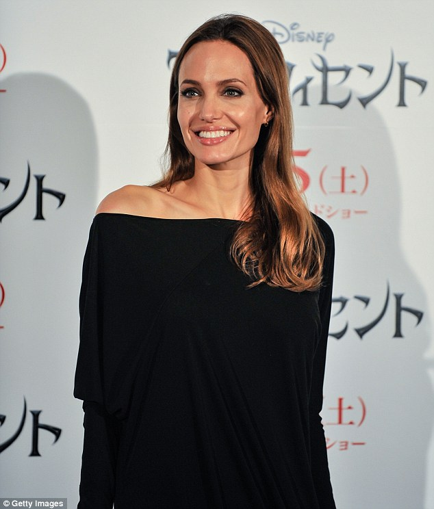 Hollywood actress Angelina Jolie, who had the same BRCA1 gene as Ms Worthington, famously underwent a mastectomy in 2013