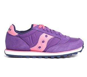 Saucony Jazz Original Black/Pink Trainers, £33, Asos.com