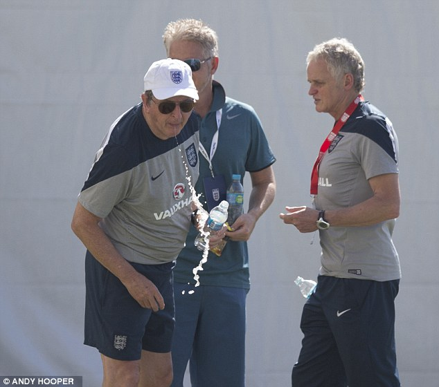 Disappointment: Peters was mooted as the man who could cure England's World Cup woes