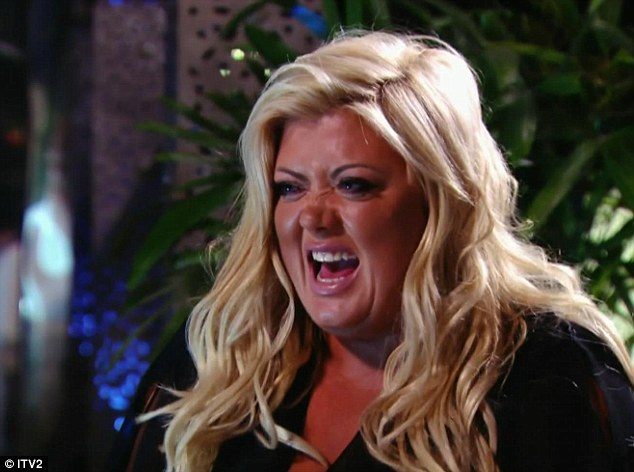 It takes a special kind of monster or egomaniac to refer to yourself in the third person. That monster was Gemma Collins who had taken to calling herself 'GC', which may or may not have stood for Gigantic Cow