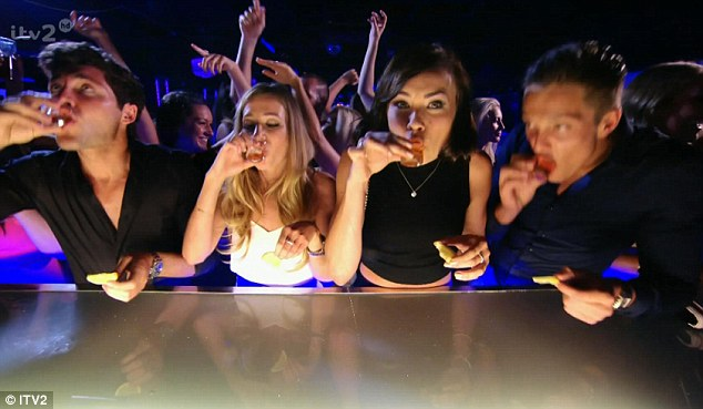 If there is one thing more irksome and pointless than watching the plastic poppets and macho muppets of TOWIE drinking cocktails in Brentwood it is seeing them do it in Marbella