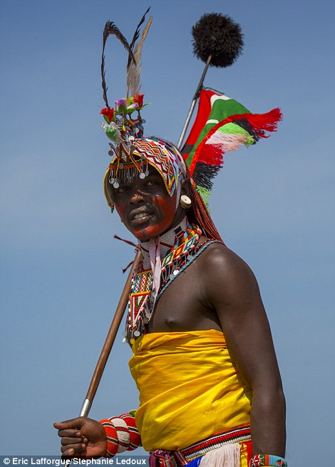 Unique: The Samburu are one of the world's only gerontocracies