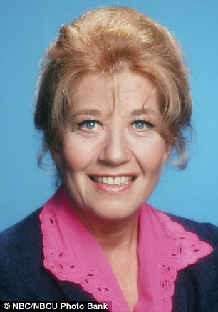 Same smile: Charlotte Rae played the role of Mrs. Edna Garrett, the beloved boarding school housemother on the popular 1980s sitcom, and is still acting today. She will star in Disney's Girl Meets World, premiering July 19