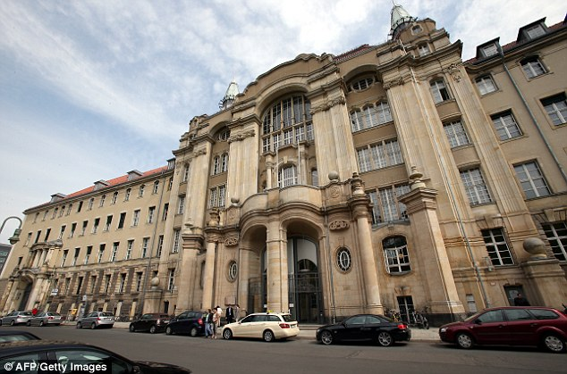 Michael Schneider, 45, has been jailed for four years after the Berlin regional Court heard he sliced up bank clerk Carsten Schmidt, 37, before cooking his head in a stewpot