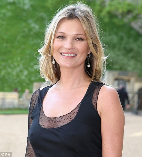 Kate Moss bellowed 'Come 'ere darlin'!' and smothered me with hugs and kisses. First Clarkson, now La Moss... where will this all end?