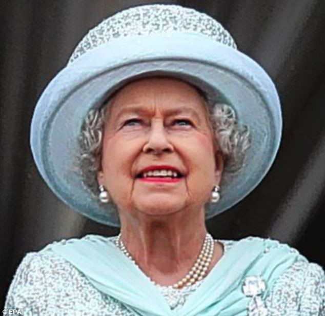 Footing the bill: Buried away in the Monarch's annual report is the disclosure that the Queen has agreed to pay for some of her own protection costs