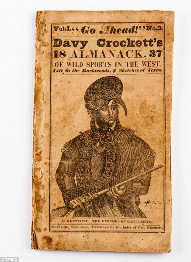 Phil Collins says he has been obsessed with Davy Crockett since he was a child