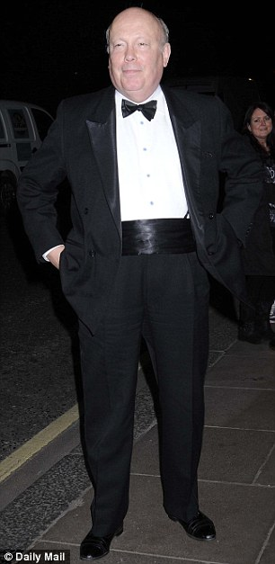 Downton Abbey creatorLord Fellowes is expected to attend tomorrow night's 'Cool Britannia 2' party