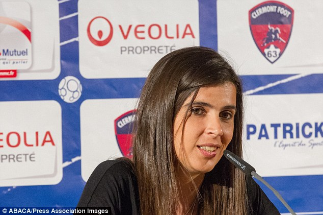 No respect: Helena Costa revealed Clermont have signed players without her knowledge