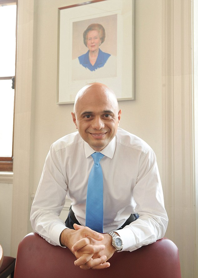 Tonight¿s knees-up for the world of entertainment hosted at the Foreign Office by David Cameron is not, insists Culture Secretary Sajid Javid, simply a repeat of Mr Blair's much-mocked 1997 reception at Downing Street