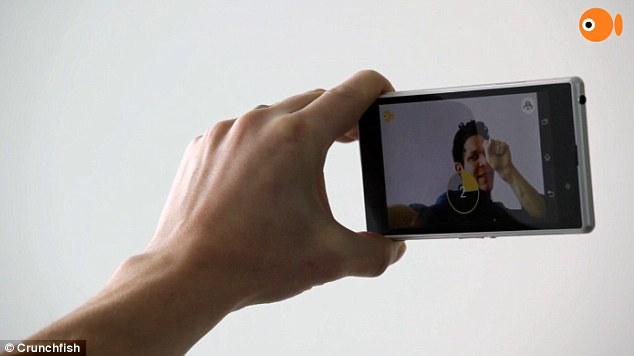 Photos can be triggered from a distance of up to 10 feet (3 metres), it says.The company, based in the southern Swedish city of Malmo, says the free GoCam app is currently only available in Sweden and Australia