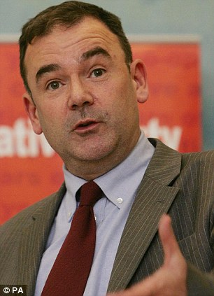 Claims: Jon Cruddas, the MP for Dagenham and Rainham was recorded saying there was 'profound dead hand at the centre' of the party preventing release of policies