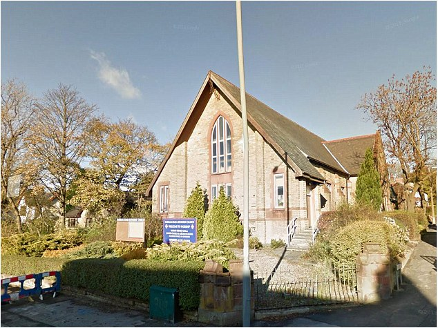 Find: The organ had stood in the Padiham Road Methodist Church in Burnley, Lancashire, for decades