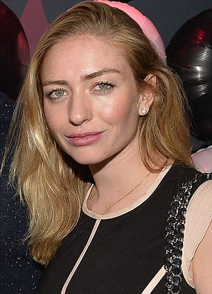 Tinder tiff: Former Tinder marketing Vice President Whitney Wolfe sued the dating app on Monday claiming sexual harassment and discrimination