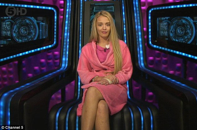 'Evil scene': Ashleigh opened up about her plan to evict Ash from the Big Brother house