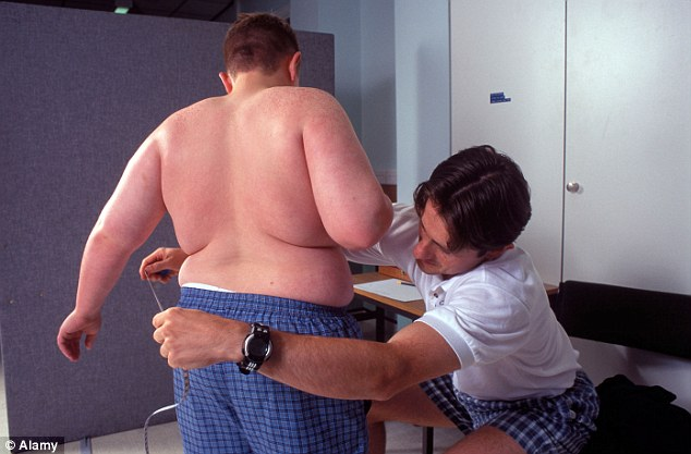 Children are weighed at in reception and Year 6 of primary school, but there are warnings this is not enough to stem the obesity timebomb