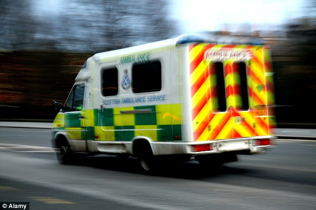 (File picture)Orme failed to take adequate observations before leaving and left the pensioner with a technician and an ambulance driver