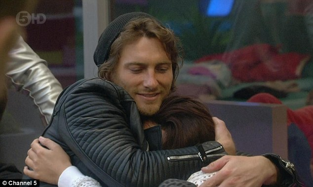 Never mind: Ash admitted her OK with being up for eviction
