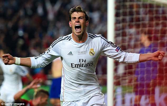 Big mistake: Southampton could have earned around £20million from their sell-on clause for Gareth Bale