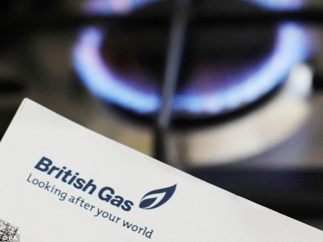 Compensation: British Gas has been forced to compensate thousands of customers