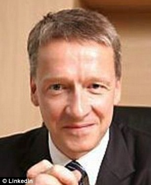 Probe: Mr Humphrey was investigating a sex tape scandal involving GSK's Mark Reilly (pictured)