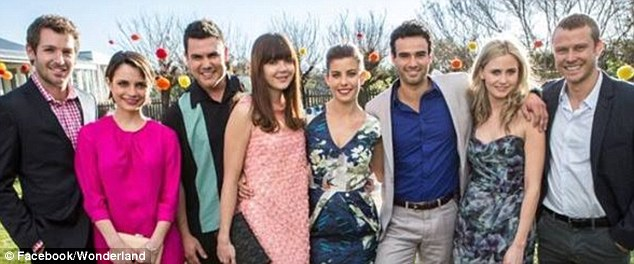 The couples: Wonderland season two returns to our screens on Channel 10 in the coming months