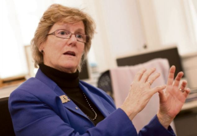 Warning: Dame Sally Davies says pushy patients are partly to blame for the rise of deadly superbugs