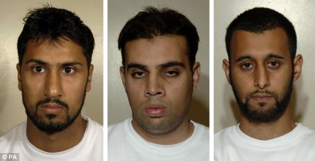 Strict checks were introduced in 2006 after the discovery of the liquid bomb plot, when Islamic extremists Abdulla Ahmed Ali, Assad Sarwar and Tanvir Hussain (pictured), planned to smuggle explosives onto a plane disguised as soft drinks