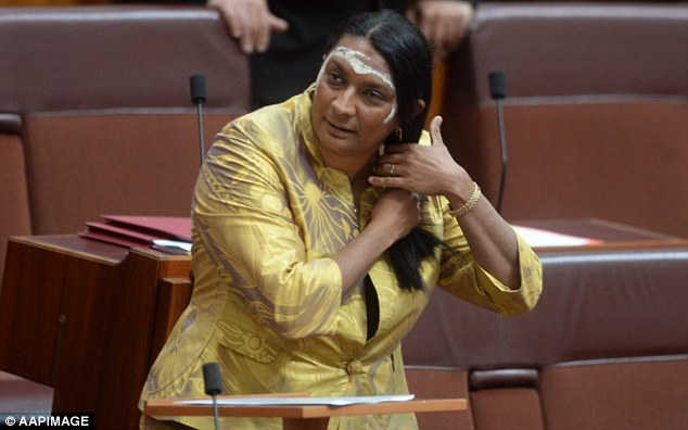 Northern Territory Senator Nova Peris said the comments made by Mr Abbott in July were offensive