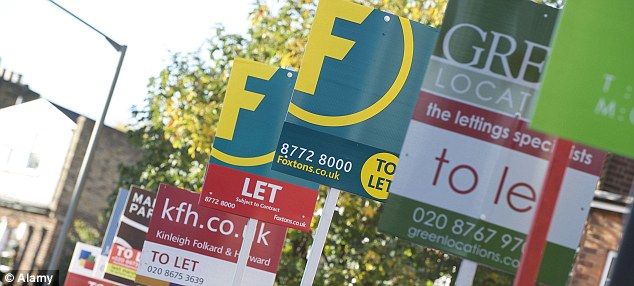 Surging: Rental costs are easily outstripping average earnings.