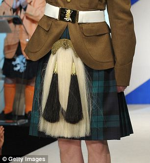 Gilts and kilts: Could a new Scottish government bond be named after the country's best-known item of dress?