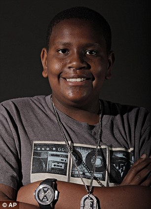 Davion turned his life around after his mother died in an attempt to get adopted by a family