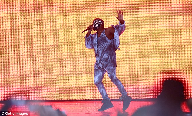 What's going on? The Yeezus rapper caused confusion when he paused his performance at the London music event, held at Finsbury Park, to preach to the crowd about discrimination within the fashion industry