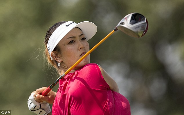 Star: Michelle Wie is an icon in women's golf and her rivalry with Lewis and Thompson is good for the game