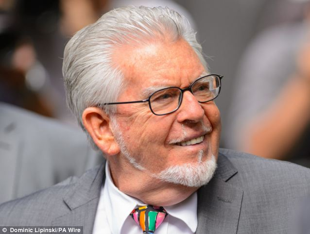 Rolf Harris's lawyers battled to stop The Mail On Sunday reporting that the paedophile had been questioned by police on sex charges
