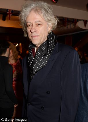 Sir Bob Geldof will launch an expensive publicity drive for the new green meters scheme