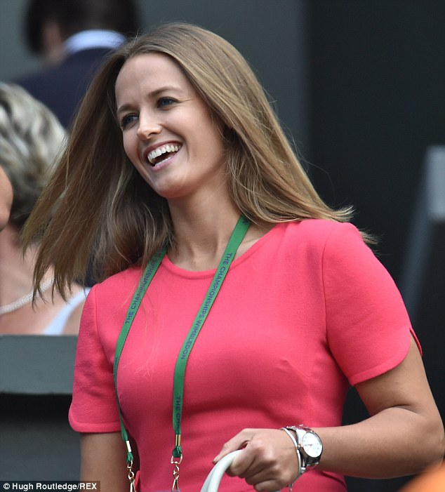 Does anyone have better, browner, bigger, swishier hair than Andy Murray¿s girlfriend Kim Sears?