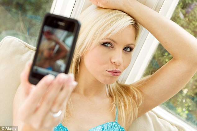 According to some estimates, a third of schoolchildren have sent explicit images of themselves