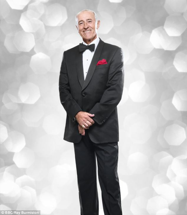 New venture: Strictly Come Dancing judge Len Goodman will host the launch party on Thursday