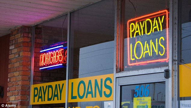 Struggling: The Ombudsman is concerned that many people struggle to repay loans but feel powerless to make a complaint