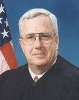 Controversial post: Richard Kopf is a senior U.S. district judge in Nebraska