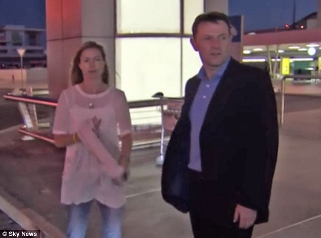 More pain: Kate and Gerry McCann arrive in Lisbon, Portugal, to give statements to the libel trial of former detective Goncalo Amaral whose book suggested they hid their daughter's body after she died in an accident