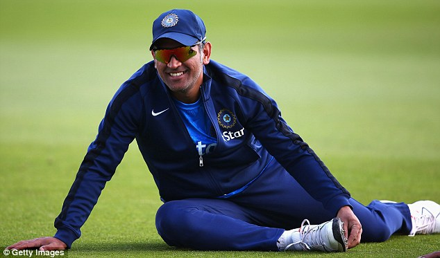 Limited appeal: MS Dhoni is a superb one-day captain but is less effective in Test matches